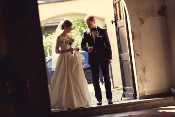 Dominika+Jonasz wedding story